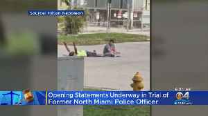 Former North Miami Officer Charged With Attempted Manslaughter Begins Trial [Video]