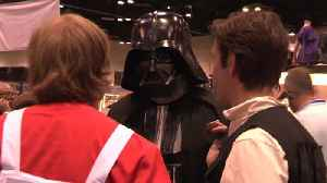 Star Wars Celebration Adds More Famous Faces [Video]