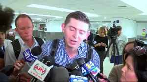 U.S. journalist held in Venezuela says he was pushed to support Maduro [Video]
