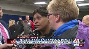 Two Hickman Mills schools to close due to budget shortfall [Video]