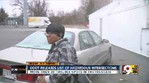 ODOT releases list of hazardous intersections [Video]