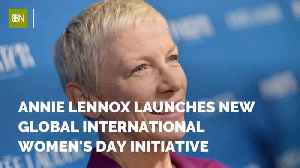 A Global International Women's Day Initiative Is Launched By Celebs [Video]