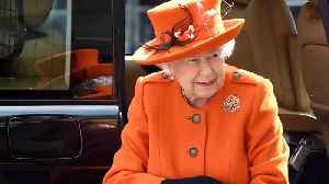 The Queen Is Posting On Instagram [Video]
