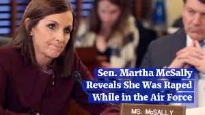 Senator Martha McSally Reveals Horrible Truth From Her Past [Video]