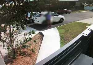 Mother and Young Children Carjacked at Knife Point in Queensland [Video]