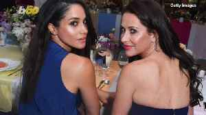 This Is Why Meghan Markle's BFF, Jessica Mulroney, Keeps Their Friendship So Hush-Hush [Video]