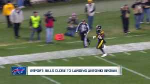 Joe Buscaglia: it's a wait and see approach with potential Antonio Brown trade [Video]