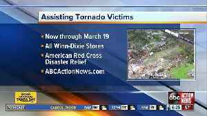 Here's how you can help the Alabama tornado victims [Video]