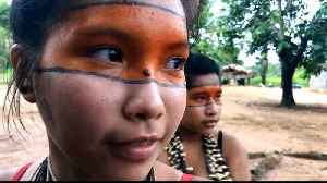 Amazon 'genocide': Brazil tribe waits for compensation [Video]