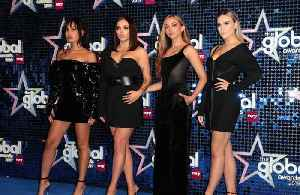 Little Mix win big at Global Awards [Video]