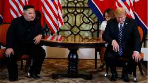 News video: North Korean State Media Says People Hold U.S. Responsible For Summit Collapse