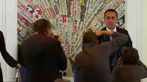 Tunnel vision divides Italy's governing coaltion [Video]