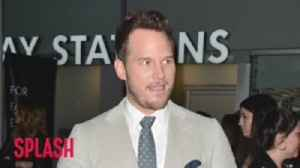 Chris Pratt 'Barely' Has Time To Wedding Plan [Video]