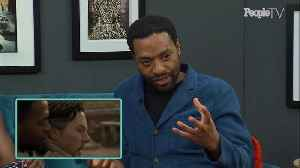 Chiwetel Ejiofor Discusses Working with His Longtime Friend Benedict Cumberbatch on 'Doctor Strange' [Video]