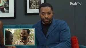 Chiwetel Ejiofor Talks About His Directorial Debut 'The Boy Who Harnessed the Wind' [Video]
