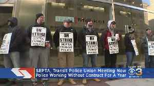 SEPTA, Transit Police Union Meeting Friday Looking To End Walkout [Video]