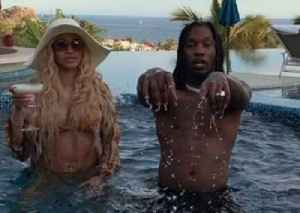Cardi B and Offset Share Photos From Los Cabos Vacation [Video]