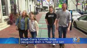 Steph Curry Teams Up With 9-Year-Old Girl [Video]