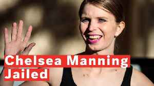 Chelsea Manning Jailed After Refusing To Testify About WikiLeaks [Video]