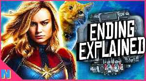 Captain Marvel: Ending & Post Credits Explained! [Video]