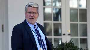 Bill Shine Is No Longer White House Communications Director [Video]