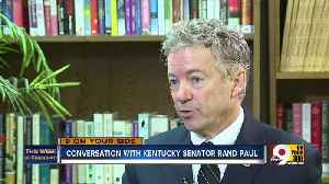 This Week in Cincinnati: Rand Paul interview [Video]
