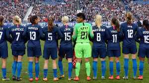 All 28 Women's National Team Players Sue U.S. Soccer for Equal Pay [Video]