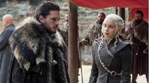News video: 'Game of Thrones' Season 8 Trailer Gets Record views In First 24 Hours