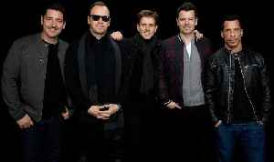 New  Kids on the Block Talk The Reissue of Their Album, 'Hangin' Tough' [Video]