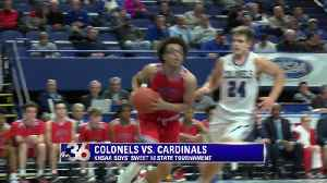 The Crazy Comeback: KHSAA Boys' Sweet 16 Day Two Recap [Video]