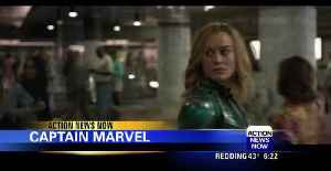 Action News Now Movie Review: Captain Marvel [Video]