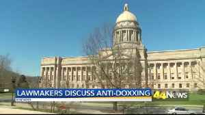 Kentucky Lawmakers Propose Anti-Doxxing Bill [Video]