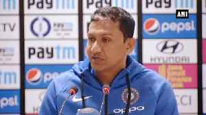 Batting Coach Sanjay Bangar states MS Dhoni rested for remaining two ODIs | Oneindia News [Video]