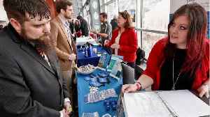 U.S. February Job Growth Is The Weakest In Nearly One And A Half Years [Video]