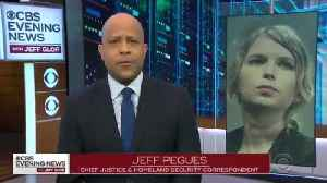 Chelsea Manning jailed for not testifying to grand jury [Video]