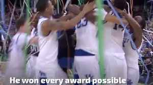 Anthony Davis Was a BEAST in College [Video]