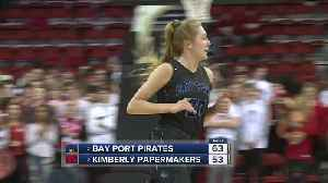 Bay Port defeats Kimberly, 63-53, to advance to D1 state championship game [Video]