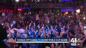 KC using past World Cup passion as bid for 2026 continues [Video]