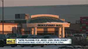Boulevard Mall goes up for sale in April [Video]