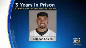 Former Pirates Pitcher Esteban Loaiza Sentenced To 3 Years On Drug Charges [Video]