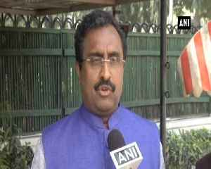 Pakistan tried its best to save Hafiz Saeed at UN but failed Ram Madhav [Video]