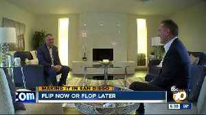 Flip Now or Flop Later [Video]