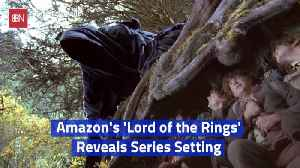 The Natural Setting For 'Lord Of The Rings' [Video]