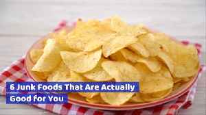 Junk Foods That Might Make You Healthier [Video]