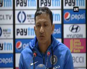 Dhoni rested for remaining two ODIs Batting Coach Sanjay Bangar [Video]