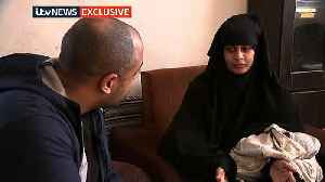 The British baby of an ISIS bride dies in northern Syria [Video]