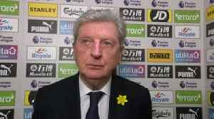 Lack of chances disappoints Hodgson [Video]