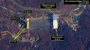 US images suggest N Korea may be about to launch satellite [Video]