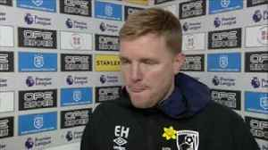 Howe: We needed this away win [Video]