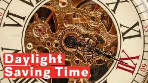 What You Need To Know About Daylight Saving Time [Video]